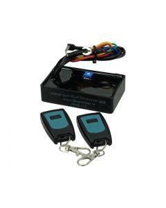 Begrenzer + afstandsbediening diverse Peugeot & Sym 50cc 4 takt Euro3 + 4