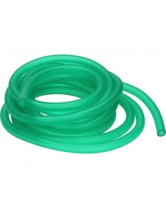 Benzineslang RMS 5x10mm Groen / transparant 5 Meter (Loodbestendig)