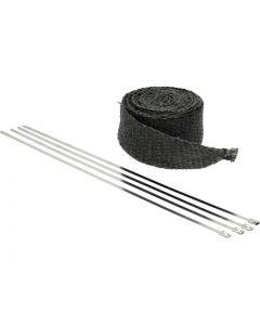 Hitteband No End 3000x50x2mm zwart