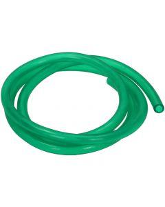 Benzineslang Mezoly Groen transparant 1 meter