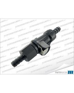 Benzineslang connector Vicma - Universeel - 6 mm (VIC-9542)