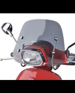 Windscherm Vespa Sprint laag model Smoke origineel (PIA-1B001162)