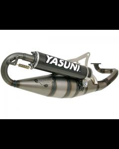 Uitlaat Yasuni R Carbon Minarelli Horizontaal 2 Takt (YAS-TUB902C)