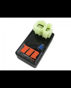 CDI Motoforce - Racing Instelbaar - GY6 / China - 4 Takt - 6 Pins (MF12.00060)