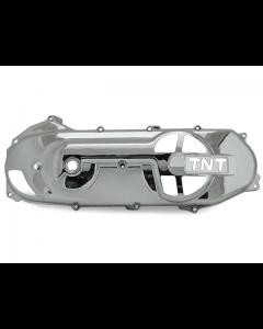Kickstartdeksel TNT - Minarelli Horizontaal - Chroom - Gefreesd (TNT-289068A)