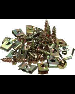 Speednut + schroefset TNT 5x15mm 20 stuks (TNT-170900A)