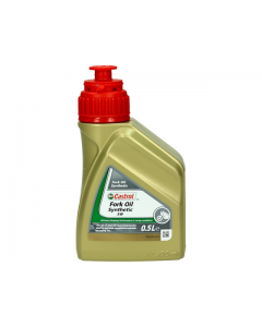 Castrol Fork Oil Synthetic 5W 500ml (CAS-15AB66)