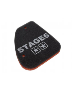 Luchtfilter element Stage6 - Dubbel laags - Peugeot Verticaal (S6-35075)