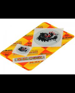 Stickerset Malossi - 3D - 3 delig (MAL-3311497)