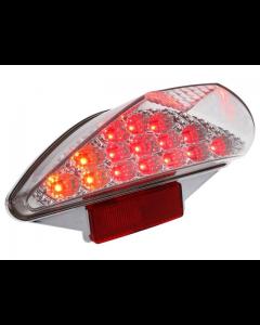 Achterlicht Yamaha Aerox LED met knipperlichtfunctie (DMP-24671)