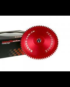 Halfpoulie Naraku High Speed CNC V.2 GY6, Kymco 50c 4 Takt (NK900.59)