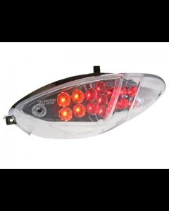 Achterlicht STR8 - Lexus Led Evo E-keur met knipperlichten - Peugeot Speedfight 2 (STR-656.86/CE)
