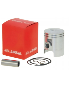 Zuiger Airsal - 40 mm - T6 - Gilera & Piaggio - Luchtgekoeld - Pen 12 mm (AIR-06061640)