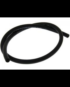 Benzineslang / Olieslang - 6 x 13 mm - Gewapend - EPDM / Rubber - Zwart - Per meter (DG3320006)