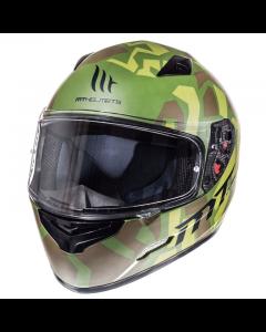 Helm MT Mugello Military Groen Maat L (MT-1103337606)