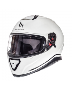 Helm MT Thunder III Wit Maat L (MT-105500046)