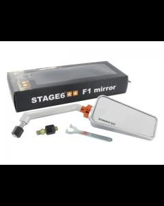 Spiegel Stage6 - F1 - Aluminium - Rechts (S6-SSP630-2R/AL)