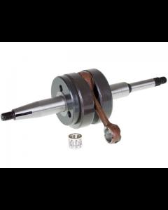 Krukas TNT Standaard Peugeot Horizontaal 50cc 2 Takt (Carburateur) (TNT-090810)