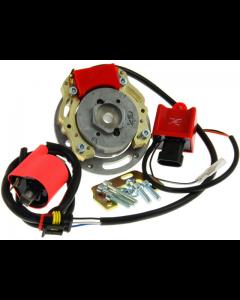 Ontsteking HPI - Binnenrotor Race - 1 Curve - Polini 50cc Minicross (HPI-068K014)