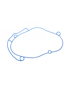 O-ring transmissiedeksel Polini Evo Piaggio (POL-255.0002)