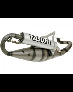 Uitlaat Yasuni R Aluminium Minarelli Horizontaal 2 Takt (YAS-TUB902)