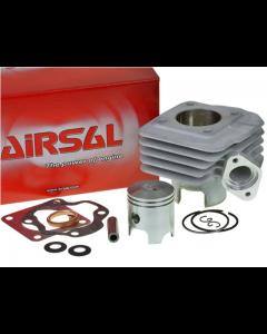 Cilinder Airsal / Eurokit - 50 cc - Honda Vision / Peugeot Rapido (AIR-02042041)