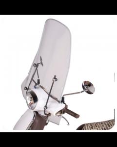 Windscherm Sym Fiddle II hoog 56cm origineel (SYM-SY530-ALA-00L)