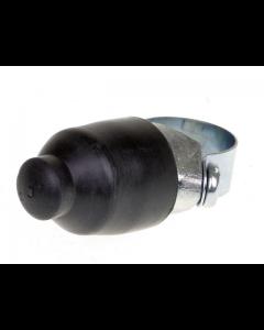 Stopknop waterdicht (22mm stuurbevestiging) (TNT-208250)