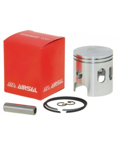 Zuiger Airsal - 46 mm - Minarelli Verticaal - Luchtgekoeld - Pen 10 mm (AIR-06131246)