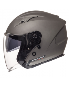 Helm MT Avenue Titanium  Maat XXL (MT-105100058)