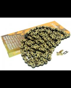 Ketting IRIS Chain - GSX - Maat: 415 - Lengte: 128 Schakels (IRIS-GSX415-128)