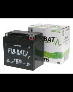Accu Fulbat YTZ7-S Gel SLA 12V 6Ah (Onderhoudsvrij) (FB-550635)