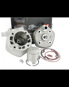 Cilinder Stage6 - 70 cc - RACING MKII - Minarelli Horizontaal - Watergekoeld - Pen 10 (S6-7416606)