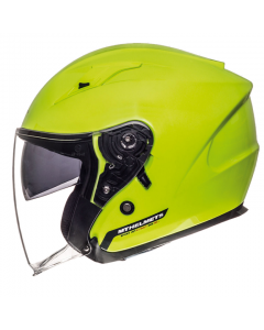 Helm MT Avenue Fluor Geel Maat XL (MT-105100067)