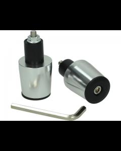 Stuurbalansgewicht set Universeel zilver (UNI-AW56916S)