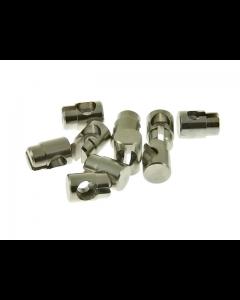 Insteeknippel - 9 x 13 mm (Model Vespa bromfiets) (UNI-2628)