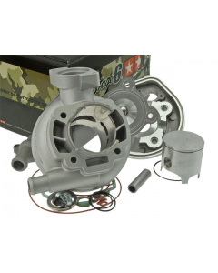 Cilinder Stage6 - 70 cc - ALU - PRO - Peugeot Verticaal - Watergekoeld (S6-7017501)
