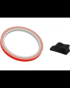 Velgstriping Pro Grip - 7mm x 6m - Oranje Fluoriserend (PRO-5025-O)