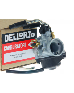 Carburateur Dell'Orto - 17.5 mm PHVA LS - Minarelli - Kabelchoke (DEL-3067)