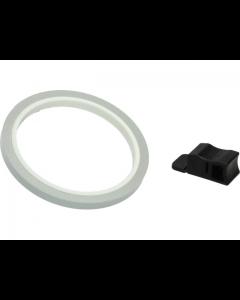 Velgstriping Pro Grip - 7mm x 6m - Wit Reflecterend (PRO-5025-W)
