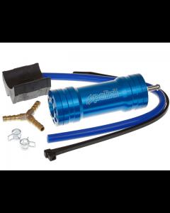 Powerbox Polini Aluminium blauw (POL-173.0016)