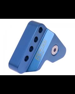 Schokbrekerverlenger Stage6 - Verstelbaar - Minarelli Horizontaal - Blauw (S6-SSP366HL/BL)