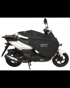Beenkleed MKX - Scooter Deluxe - Zwart (MKX-90485)