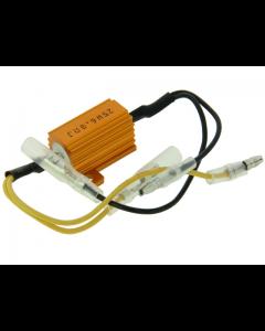 Weerstand Mokix - 25 W - Voor LED knipperlichten (MOK-88322)