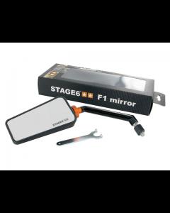 Spiegel Stage6 - F1 - Carbon (Mat) - Links (S6-SSP630-2L/CM)