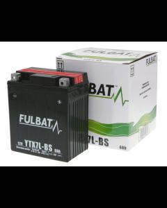 Accu Fulbat YTX7L-BS MF 12V 6Ah (FB-550620)