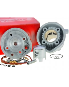 Cilinder Airsal / Eurokit - 70 cc - Minarelli Horizontaal - Watergekoeld - Pen 10 (AIR-010713476)