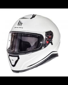 Helm MT Thunder III Wit Maat S (MT-105500044)