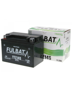 Accu Fulbat YTZ14S Gel SLA 12V 11.2Ah (Onderhoudsvrij) (FB-550638)