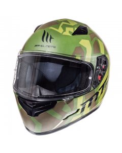 Helm MT Mugello Military Groen Maat M (MT-1103337605)